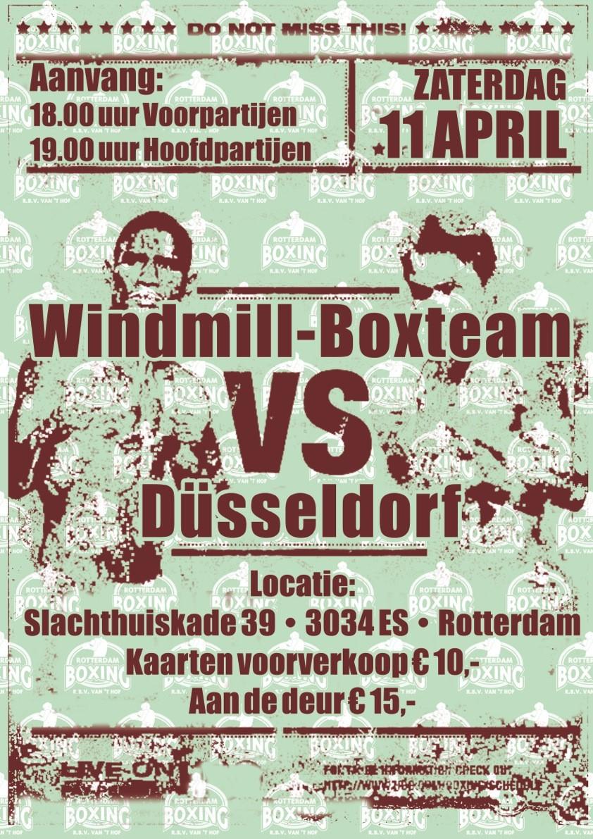 Windmill - Düsseldorf