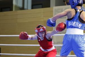 Stark boxte stark gegen Loichinger