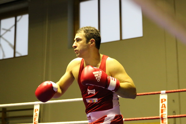 Murat Gasanov, SR Garath