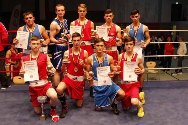 Die neuen U19 Meister