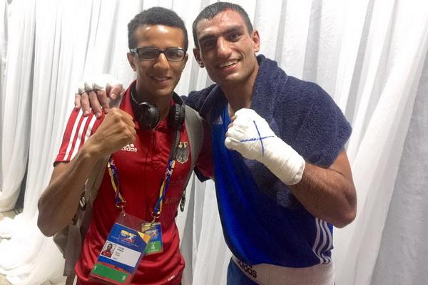 Zwei für Rio: Hamza und Araik