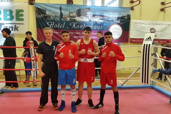 JM Boxclub in Stralsund erfolgreich