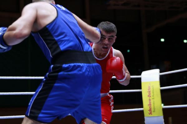 Samir Talo, BC Bielefeld besiegt Bujar Tahiri
